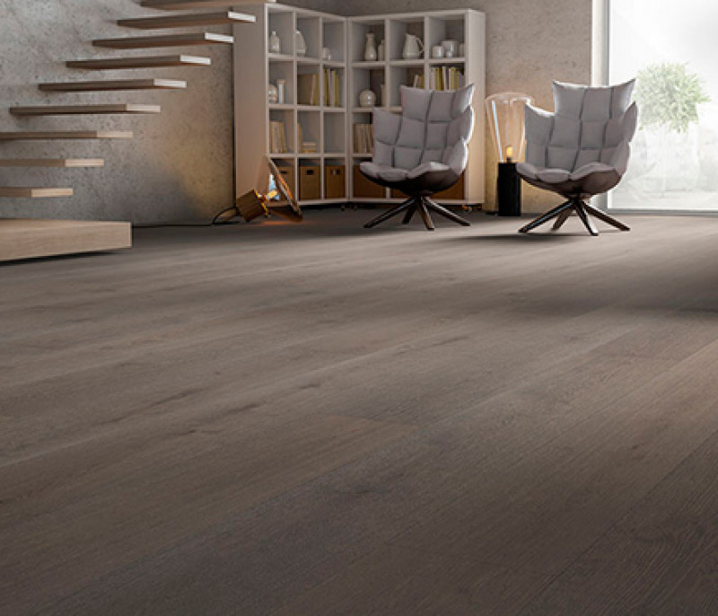 Suelo Madera ROBLE GRIS OSCURO - Excellence 145